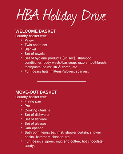 HBA Holiday Drive Partners With F5 :: HBA